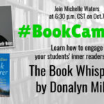 #bookCampPD The Book Whisperer