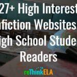 high school reading