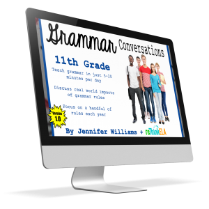 11th Grammar Conversations Cover
