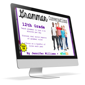 12th Grammar Conversations Cover