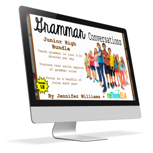 JH Bundle Grammar Conversations