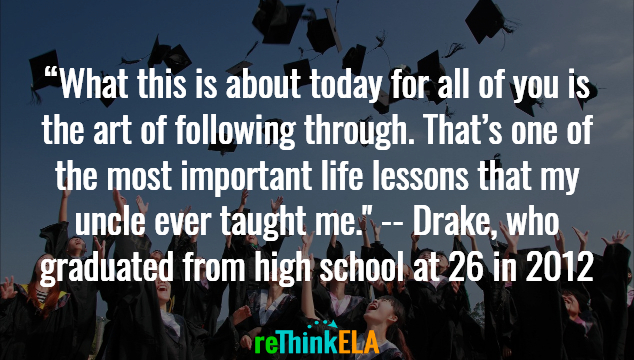 Drake Follow Through