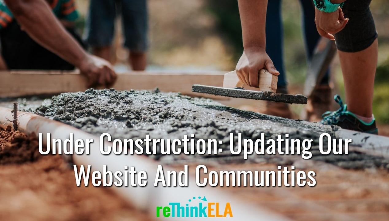 RTE Under Construction
