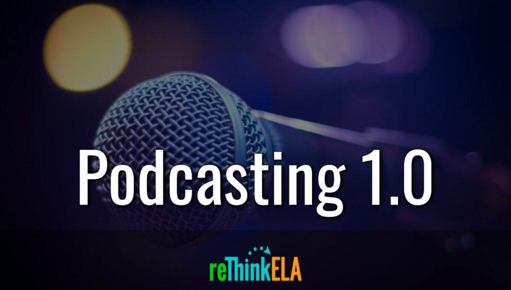 RTE Podcasting 1.0