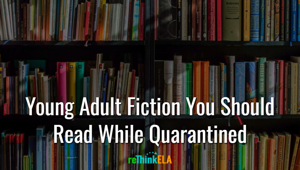 Read Young Adult Fiction