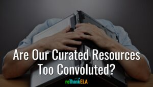 Curated Resources Too Convoluted