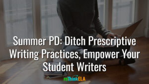 Summer PD Empower Writers
