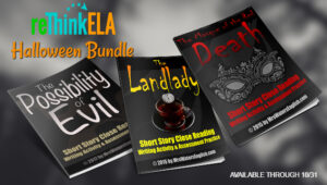 Halloween Short Story Bundle 2020