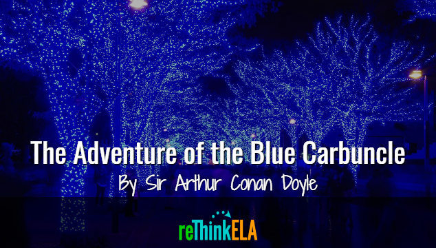 The Adventures of the Blue Carbuncle