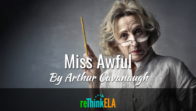 miss awful arthur cavanaugh